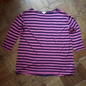 "{GAP} ""Designed & Crafted"" Striped Blouse in EUC"